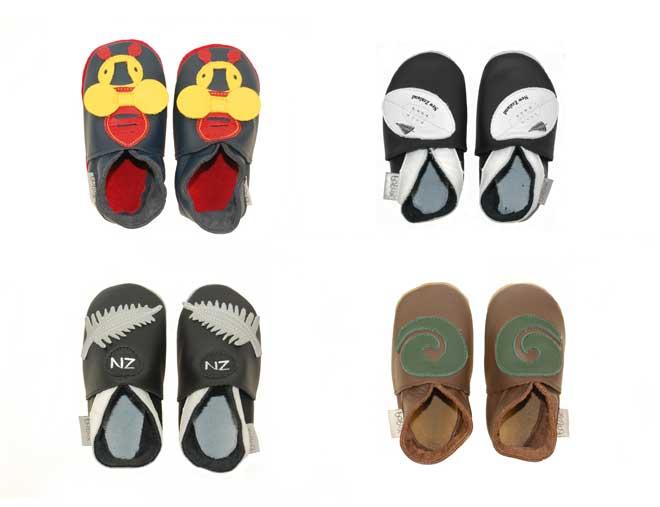Bobux infants' shoes