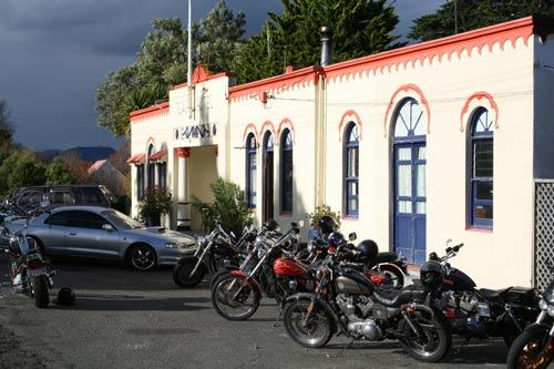 Te Aute Hotel, 2009