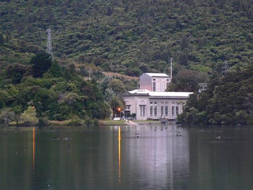 Tuai power station, 2007