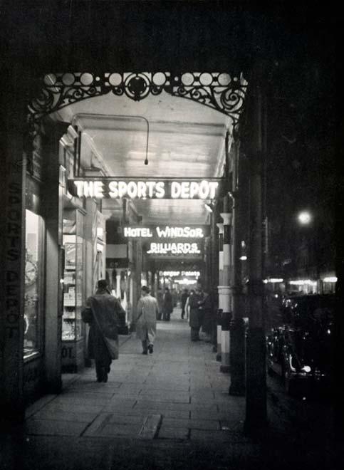 Verandah signs, 1960s