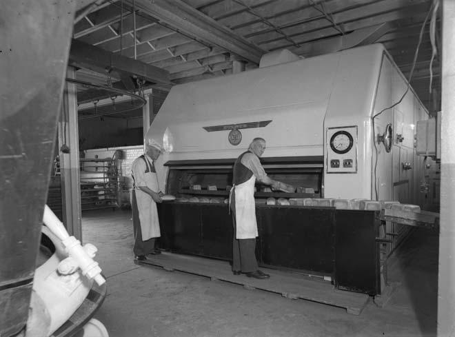 Boon's Bakery, 1930s