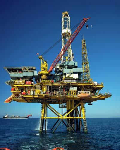 Māui gas platform