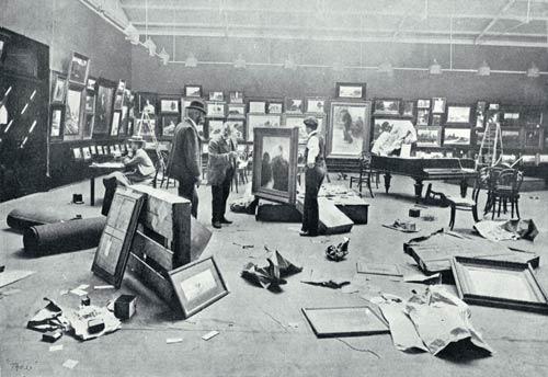 Canterbury Society of Arts, 1906
