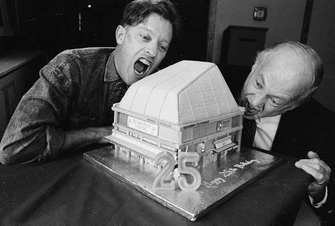 Downstage Theatre turns 25