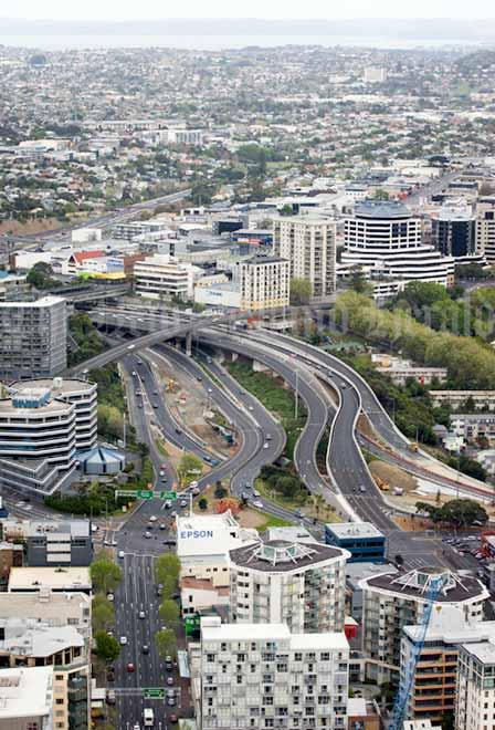Spaghetti Junction, Auckland