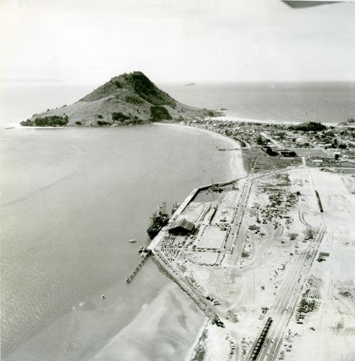 Mt Maunganui port