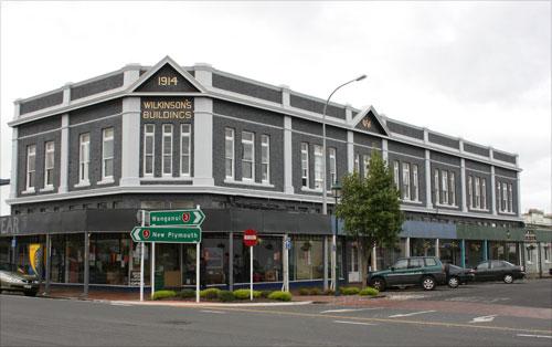 Wilkinson Building