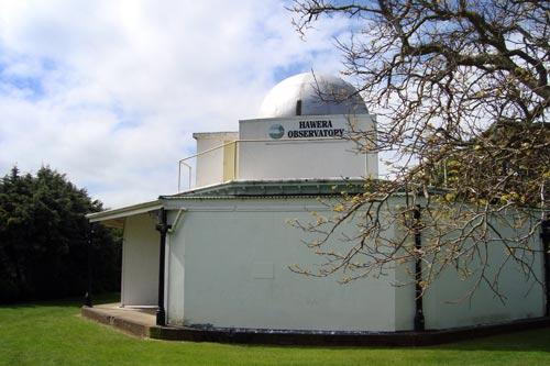 Hāwera observatory