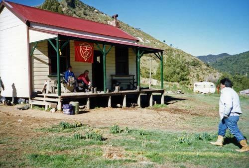 Rewi Alley's cottage, Moeawatea