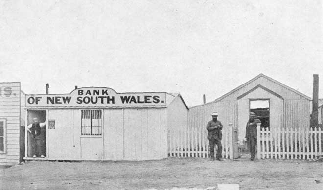 Bank of New South Wales, 1863