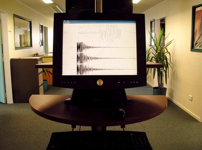 GeoNet monitor