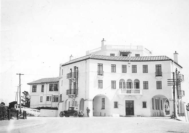 Napier Nurses' Home