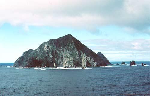 Solander Island