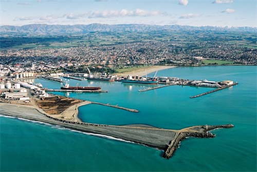 Port Nelson New Zealand  city photos : Port of Timaru – Ports and harbours – Te Ara Encyclopedia of New ...