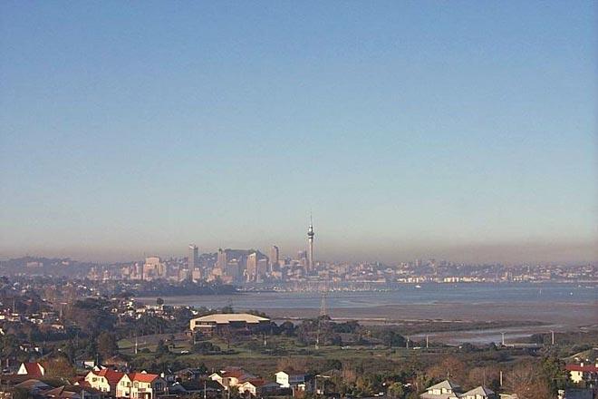 Auckland pollution