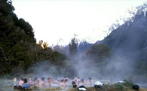 Waitangi Soda Springs - NZHotPools.co.nz: ALL NZs Hot