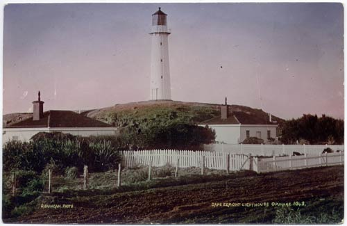 Cape Egmont lighthouse