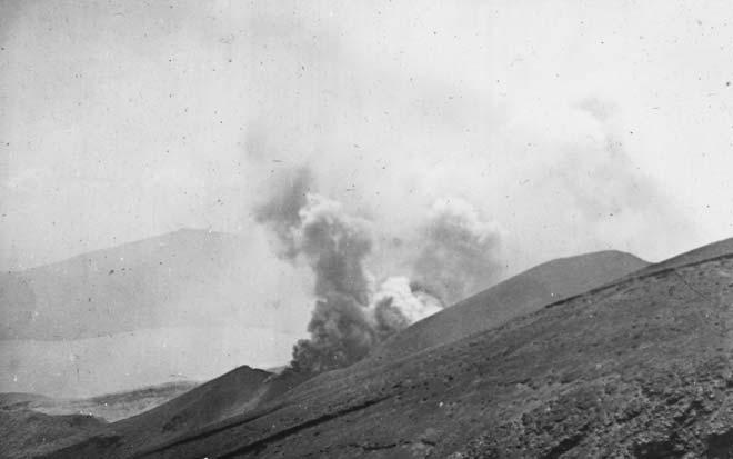 Tongariro's Te Maari crater