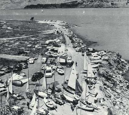 Lyttelton yachts