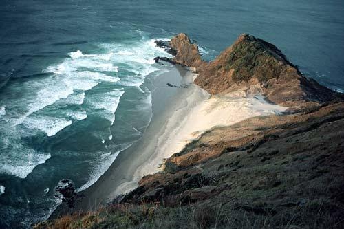 Where the seas meet