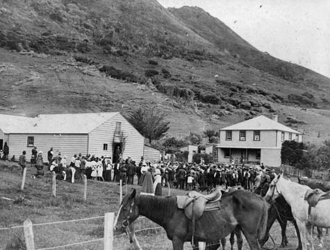 Māori Land Court, Ahipara