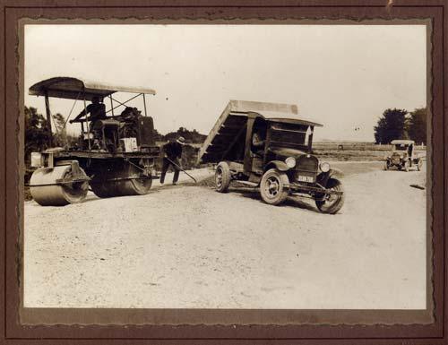 Road-making