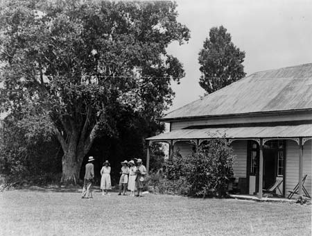 The Treaty House, 1930s