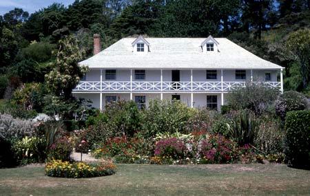 Pompallier House, 1970s