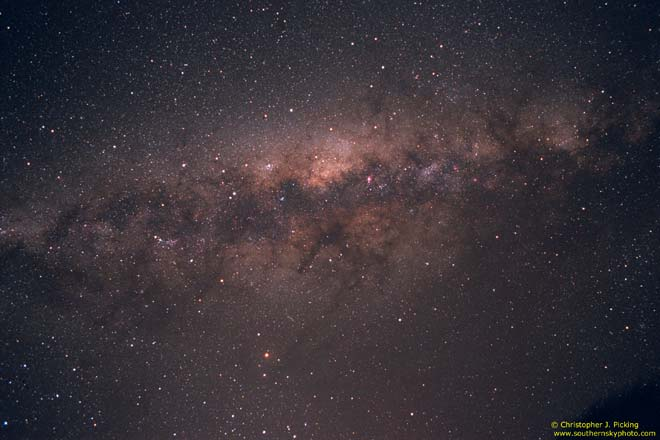 The Milky Way's central bulge