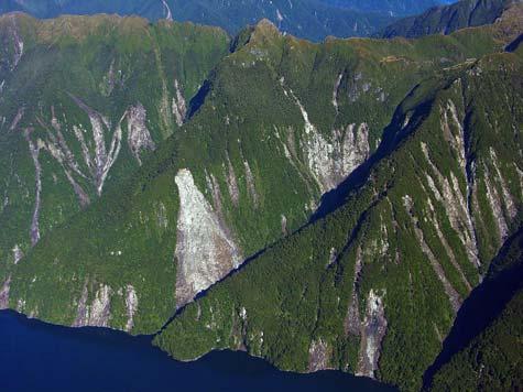 Fiordland, 2003