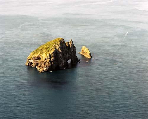 Motu Kōkako – Hole in the Rock