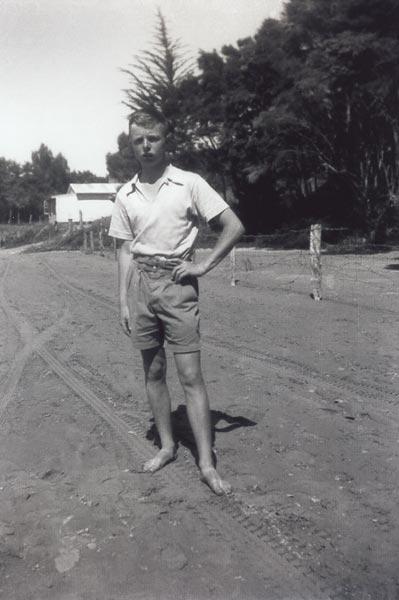 Malcolm Simpson, 1948