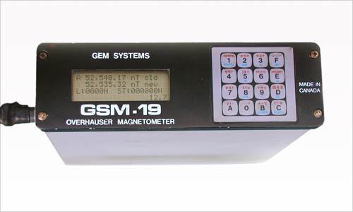 A magnetometer