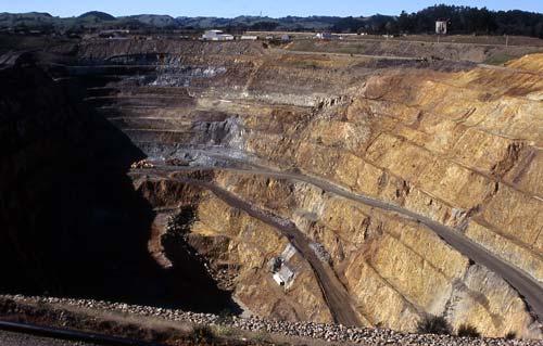 Martha Hill mine