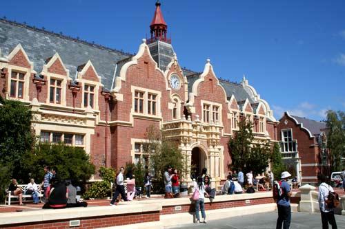 Ivey Hall Lincoln University Canterbury Places Te Ara