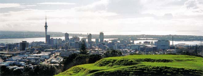 Auckland city, 2004