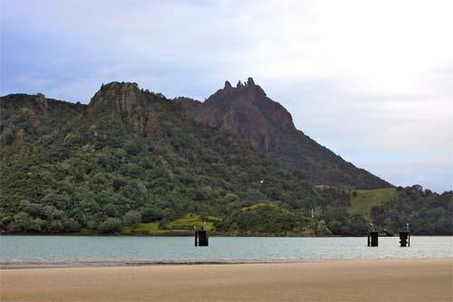 Manaia mountain