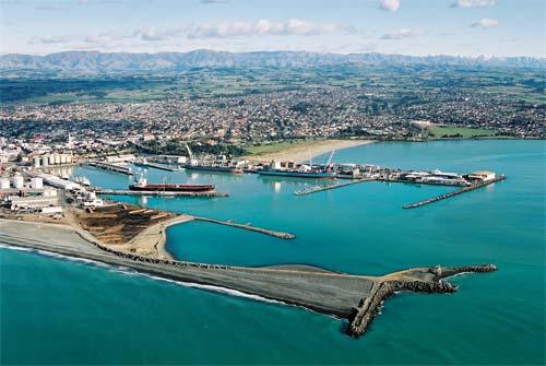 Timaru's port