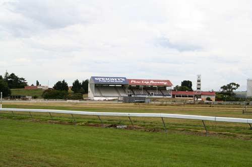 Phar Lap racecourse