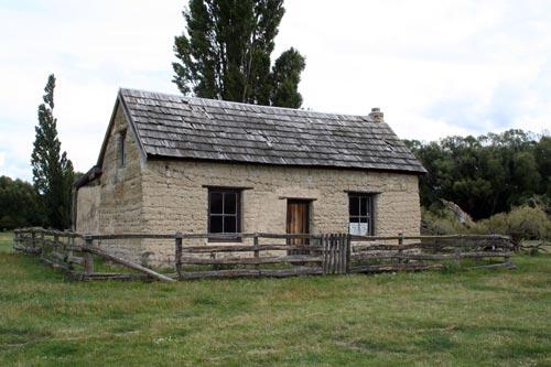 Cob Cottage South Canterbury Places Te Ara