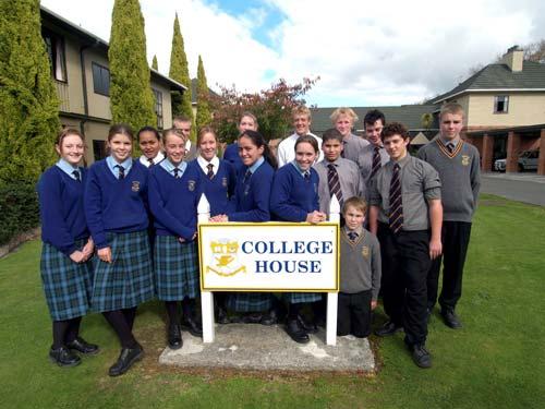 Boarders, Wairarapa College