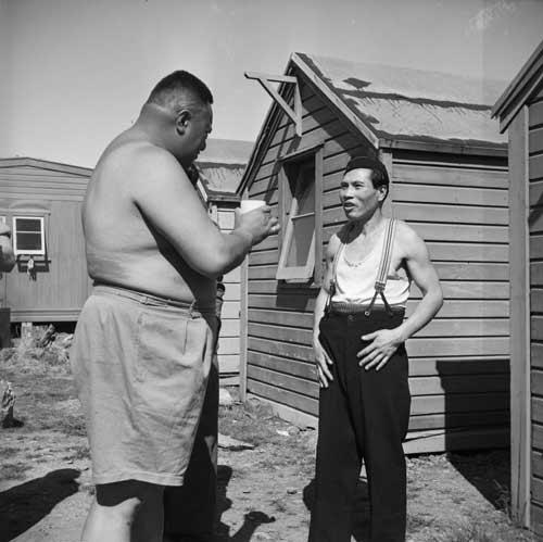 Featherston prisoner of war camp