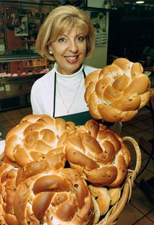 Bread for Rosh Hashana