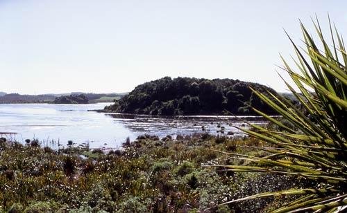 Lake Papaitonga.
