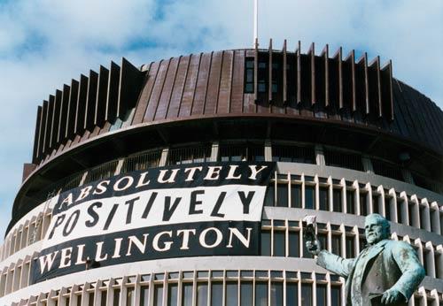 Branding Wellington