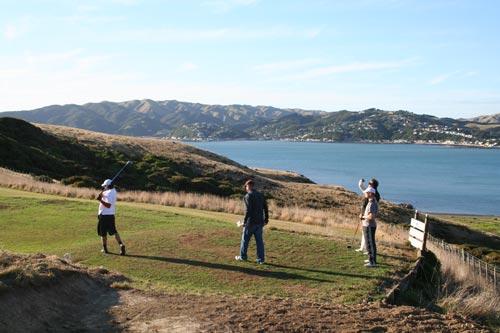 Tītahi Bay Golf Course