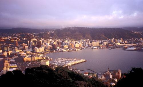 Daybreak, Wellington