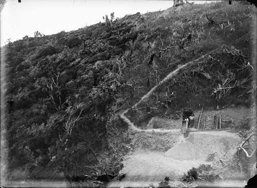 Terawhiti gold mine