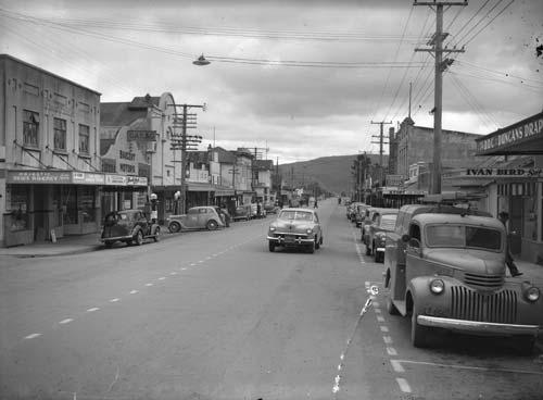 Main Street, Upper Hutt