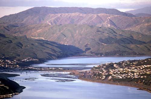 Pāuatahanui Inlet